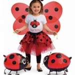 Lady Bug Walking Balloons - แมลงเต่าทองบอลลูน / Item No. TL-K008