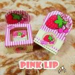 ลิปปากชมพู Pink lip