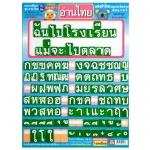 เกมการศึกษา handtoy Stick ชุด อ่านไทย (4034) | สินค้าหมด