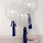 ลูกโป่งใส BoBo Balloon ทรงกลมลูกบอล ไซส์ 24 นิ้ว นำเข้าจากจีน / (ไม่รวมของด้านใน) Item No. TL-G053