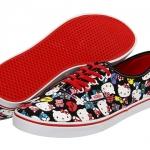 PRE ORDER รองเท้าผู้หญิง VANS รุ่น Lo Pro Hello Kitty