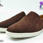 รองเท้า ผ้าใบSport BOK รุ่นBOK005 สีน้ำตาล เบอร์41-45