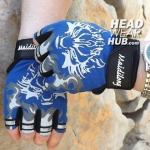ถุงมือ ML02 - Blue - Free size