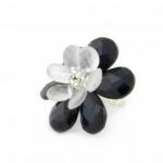 แหวนลูกปัดดอกไม้ เม็ดอะคลิลิค (Akilic Beads)เม็ดแตงโม