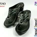 senso (เซนโซ) สีดำ รุ่นNJ26018-01 เบอร์36-40