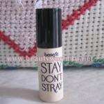 Benefit stay don't stray 2.5 ml. (ขนาดทดลอง)