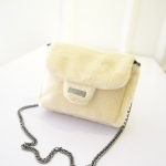 B024 Fur Powder Bag