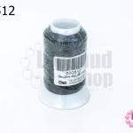 เชือกเทียน ตราน้ำเต้า สีดำ #903 (1ม้วน)