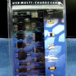 USB Multi-Charge Cable รวม 14 แบบ