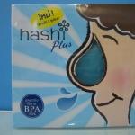 Hashi Plus (1ขวด พร้อมเกลือ 15ซอง) Nasal Rinser ฮาชชิ พลัส ชุดอุปกรณ์ล้างจมูกด้วยน้ำเกลือ ช่วยบรรเทาอาการต่างๆจากภูมิแพ้ หรือไข้หวัด