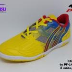 PAN VENTURE 2 แพน เว็นเจอร์ 2 รหัส PF14N1 สีเหลือง/น้ำเงิน เบอร์ 39-44