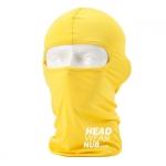 หมวกโม่ง รุ่น NINJA - Yellow เหลือง