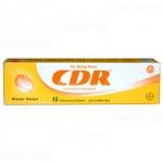 CDR ซีดีอาร์ 15เม็ด แคลเซียมเม็ดฟู่ละลายน้ำง่าย