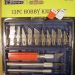 ชุดมีดคัตเตอร์ หลากหลายใบมีดให้เลือกใช้