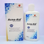 ACNE-AID Gental Cleanser 100ML สบู่เหลวล้างหน้า สำหรับผิวบอบบาง ผิวผสม และผิวที่มีแนวโน้มเป็นสิวง่าย สำเนา