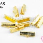 บานพับ สีทอง 6X20มิล(10ชิ้น)