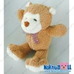 ตุ๊กตา ลิง บิ๊กฟุต ผ้าขนหนู เล็ก-สูง14นิ้ว