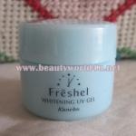 Freshel Whitening UV Gel SPF26 PA++ 15 g. ขนาดทดลอง