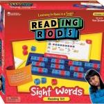 ของเล่นเด็ก ของเล่นเสริมพัฒนาการ Reading Rods Sight Words Kit (ส่งฟรี)