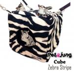 PJ-CUB001-BRZE PetsJunG - Cubes ลูกเต๋า ลายม้าลายสีน้ำตาล