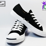 รองเท้าผาใบ CONVERSE JACK PURCELL CP OX BLAK/WHITE เบอร์4-10