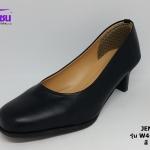JENEX เจเน๊กซ์ รหัส W4-68150 สีดำ เบอร์ 36-41