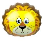 ลูกโป่งฟลอย์ หน้าสิงโต - Lion Face Foil Balloon / Item No. TL-B048