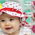 หมวกเด็กหญิง PB28