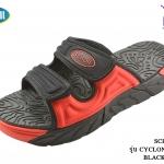 Scholl Cyclone twotone (ไซโคลน ทูโทน) Black/Red