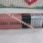 Bobbi brown high shimmer lip gloss 2.4 ml. #bellini (ขนาดทดลอง)