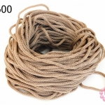 เชือกร่ม สีเทาขี้ม้า (1มัด/20กรัม)