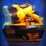 ไฟฉาย HONG YUAN MULTIFUNCTIONAL SEARCHLIGHT HY-7006