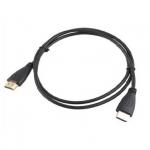 ++ สาย HDMI อย่างดี v1.4 รองรับ 1080p ยาว 1.0m - Digital HDMI 1080P Cables 1.0m for All purpose HDMI Connect. ++