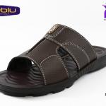รองเท้าเพื่อสุขภาพ DEBLU เดอบลู รุ่น M8648 สีน้ำตาล เบอร์ 39-44