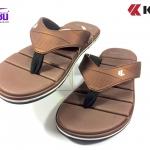 รองเท้าแตะ KITO กีโต้ รหัส AA1M สีโก้โก้ เบอร์ 40-43