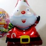 ลูกโป่งฟลอย์ ซานตาครอส - Santa Claus Foil Balloon / Item No.TL-A108/B