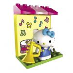 Hello Kitty Music เมก้าบล๊อค MG10855 [ส่งฟรี]