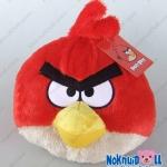 ตุ๊กตา แองกี้เบิร์ด Angry Bird สีแดง