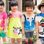 4 ข้อคิดในการเลือกซื้อ เสื้อผ้าเด็ก