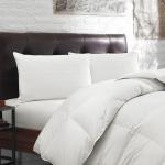 หมอนขนเป็ดเทียม หมอนโรงแรม หนานุ่ม หลับสบาย Luxury Hotel Collection Pillows 1200 กรัม ราคาถูกที่สุด