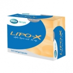 Mega We Care Lipo-X Alpha lipoic Acid 50mg. เหมาะสำหรับผู้ป่วยเบาหวาน