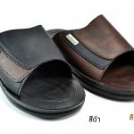 รองเท้าหนัง Aerosoft 4145 ดำ-น้ำตาล เบอร์ 36-43