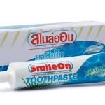 ยาสีฟันสไมล์ออน Smile On