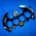 BATMAN Knuckle (สนับมือมนุษย์ค้างคาว) สีเงิน
