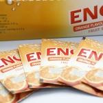 ENO Orange (strips) อีโน รสส้ม (60 ซอง/กล่อง)