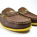 รองเท้าหนัง Footniks 5M63-404E
