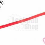 ซิปล็อค TW สีแดง 18นิ้ว(1เส้น)