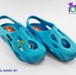 รองเท้า แอ๊ดด้า เด็ก ADDA รุ่น 5JH02-B1 สีเขียว เบอร์ 11-3