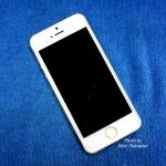 มือถือ iPhone รูปแบบของไฟแช็คแก็ส