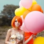 """ลูกโป่งจัมโบ้ สีชมพู ขนาด 24 นิ้ว - Round Jumbo Balloon Pink 24"""""""